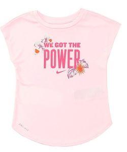 Nike Toddler Girls Short Sleeve Modern Tee